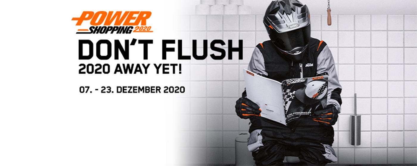 KTM POWERSHOPPING 2020